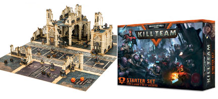 -- Warhammer 40k: Kill Team Starter Box Set -- DISCONTINUED