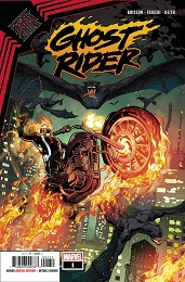 King in Black: Ghost Rider no. 1 (2021 Series)