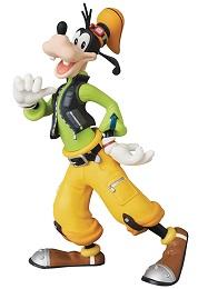 Kingdom Hearts Goofy Figure