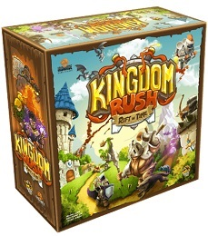 Kingdom Rush: Rift in Time Board Game