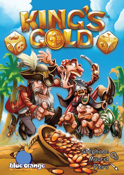 Kings Gold Card Game