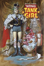 King Tank Girl no. 1 (2020 Series) (B Cover) (Cardstock)
