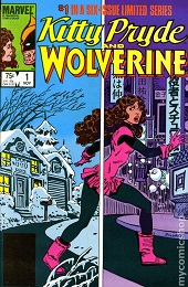 Kitty Pryde and Wolverine (1984 Series) Complete Bundle - Used