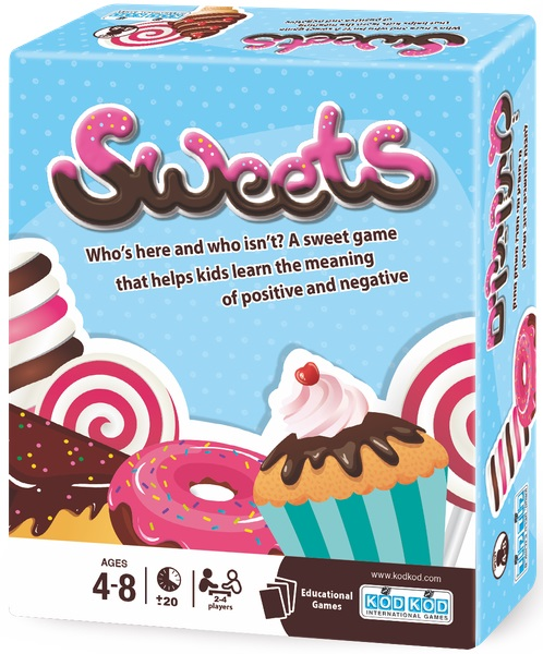 Sweets Card Game