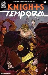 Knights Temporal no. 4 (2019 Series)