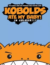 Kobolds Ate My Baby (Color Edition)
