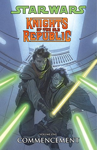 Star Wars: Knight of the Old Republic: Volume 1 Commencement TP -  Used