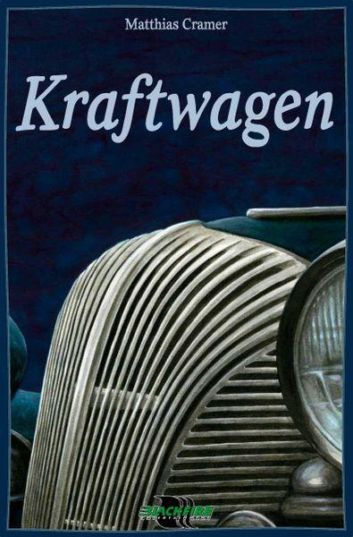 Kraftwagen Board Game - USED - By Seller No: 13180 Jon Xuereb