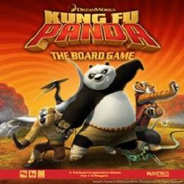 Kung Fu Panda Board Game - Rental