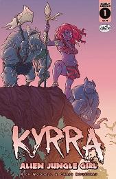 Kyrra: Alien Jungle Girl no. 1 (2020 Series)