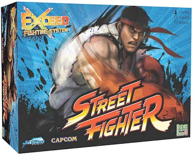 Exceed: Street Fighter: Ryu Card Game