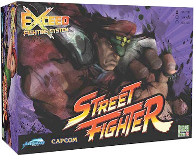 Exceed: Street Fighter: M. Bison Card Game