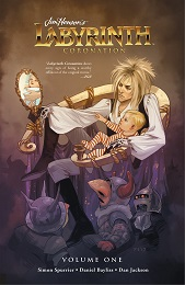 Labyrinth Coronation Volume 1 TP