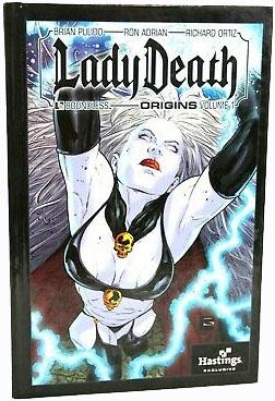 Lady Death Origins Volume 1 HC Hastings Edition (MR)