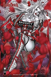 Lady Death: Malevolent Decimation no. 1 (2021 Series) (Naughty Cover)