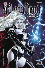 Lady Death: Malevolent Decimation no. 1 (2021 Series) (MR)