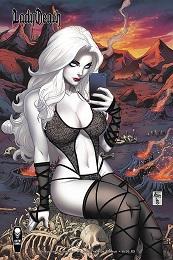 Lady Death: Malevolent Decimation no. 1 (2021 Series) (Selfie Cover)