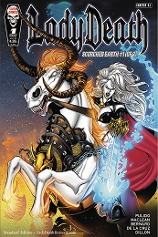 Lady Death: Scorched Earth no. 1 (2020 Series) MR