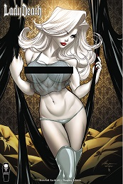 Lady Death: Scorched Earth no. 1 (2020 Series) (Naughty Cover) MR