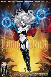 Lady Death: Scorched Earth no. 2 (2020 Series) (MR) (A Cover)