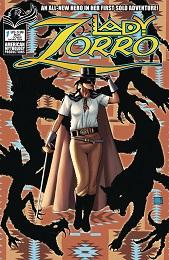 Lady Zorro no. 1 (2020 Series)
