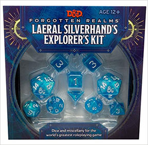 Dungeons and Dragons 5th Ed: Forgotten Realms: Laeral Silverhand's Explorer's Kit