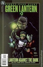 Green Lantern: Lantern Against the Dark (2000) Prestige Format - Used
