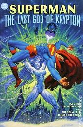 Superman: The Last God of Krypton (1999) Prestige Format - Used