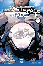 Last Space Race Volume One TP