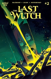 The Last Witch no. 2 (2021 Series)
