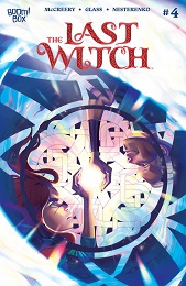 The Last Witch no. 4 (2021 Series)