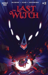 The Last Witch no. 5 (2021 Series)