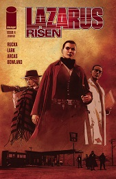 Lazarus Risen no. 4 (2019 Series) (MR)