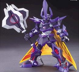 Hyper Function LBX Emperor: Bandai Figure Line