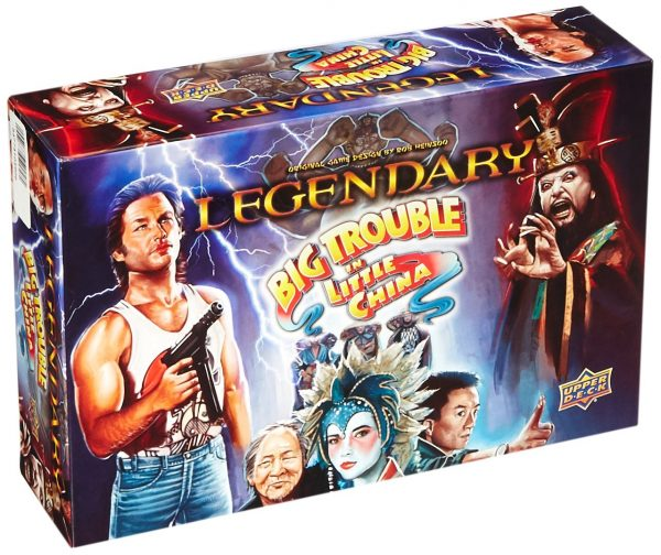 Legendary: Big Trouble in Little China - USED - By Seller No: 17134 Arnold Jordan