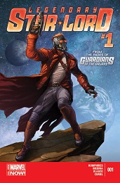 Legendary Star Lord (2014 Series) Complete Bundle - Used