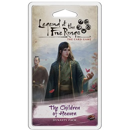 Legend of Five Rings LCG: The Children of Heaven