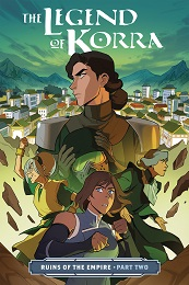 Legend of Korra: Ruins of the Empire Part 2 TP
