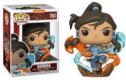 Funko POP: Animation: Legend of Korra: Korra