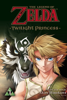 Legend of Zelda: Twilight Princess: Volume 1 TP
