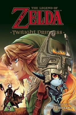 Legend of Zelda: Twilight Princess: Volume 3 TP