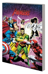 Legends of Marvel: Avengers TP