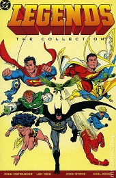 Legends: The Collection (Reprint) TP- Used