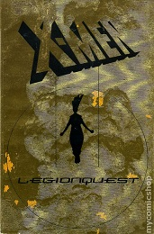 X-Men Legion Quest no. 1 (Gold Edition) (1995 Series) - Used