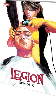 Legion: Son of X: Volume 4: For We Are Many TP
