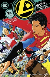 Legion of Super Heroes no. 1 (2019 Series)