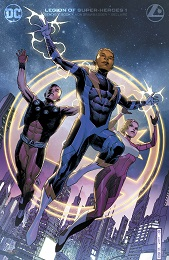 Legion of Super Heroes no. 1 (2019 Series) (Cheung Variant)