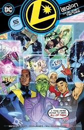 Legion of Super Heroes no. 5 (2019 Series)