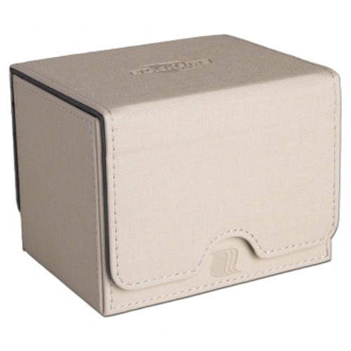 Deck Box: Convertible Horizontal White 03235