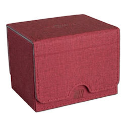 Deck Box: Convertible Horizontal Red 03266